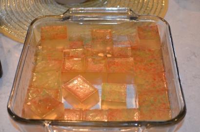 my champagne jello shot puzzle