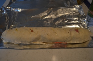 to freeze, spray aluminum foil with cooking spray and wrap well. Thaw before cooking!